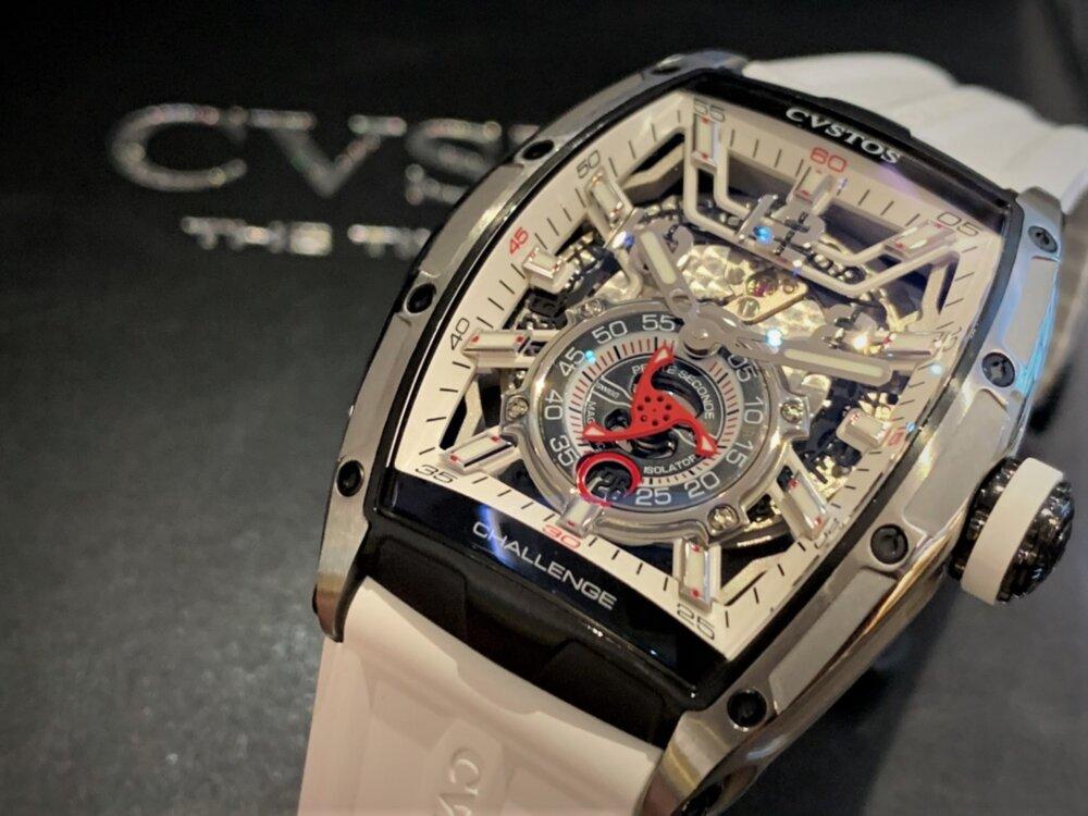 クストス 新作「ジェットライナーⅡ」は機械式時計の天敵《磁石》を搭載!?-CVSTOS -S__28237831