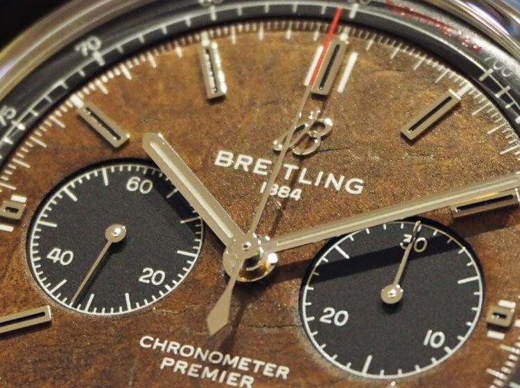 ブライトリング / プレミエ B01 クロノグラフ 《ベントレー》ロゴを備えた特別な2モデル。-BREITLING -P2131282