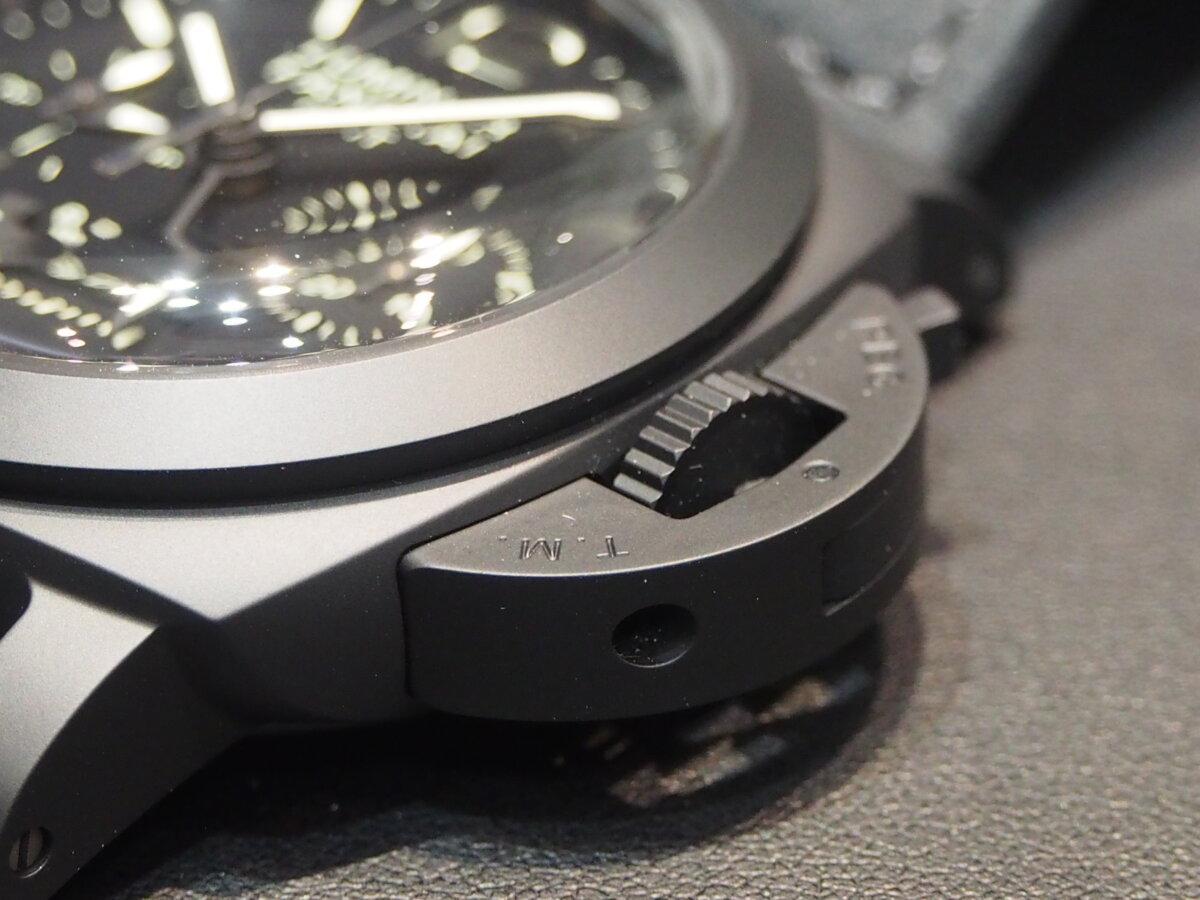 【生産終了モデル】パネライ / ルミノール クロノ モノプルサンテ 8デイズ GMT (PAM00317)-PANERAI -P2150422