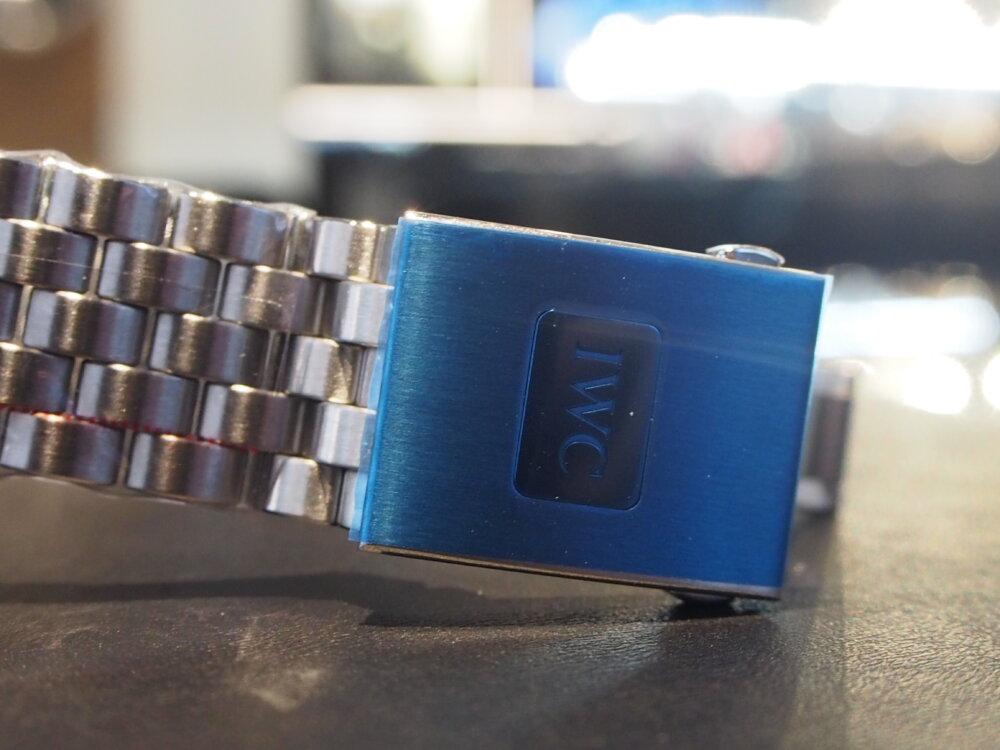 IWC「パイロット・ウォッチ・マーク18」 #人生の節目に腕時計を-IWC -P3231966