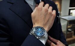 【ブライトリング】爽やかなスーパーオーシャン!遊びを追求した腕時計。