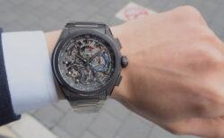【ゼニス】スケルトンに魅了されるエレガントな時計~デファイ エル・プリメロ 21~