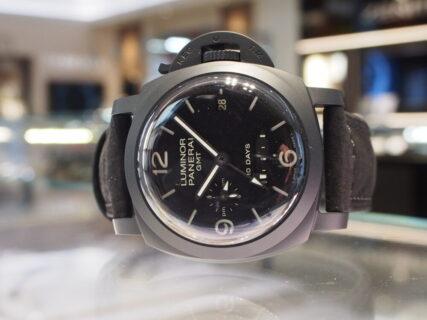 【パネライ】無敵のハイスペックな腕時計~ルミノール GMT 10デイズ~