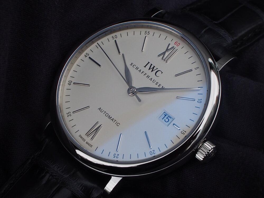 【IWC】時代に左右されない唯一無二のデザイン~ポートフィノ・オートマティック~-IWC -P5042524