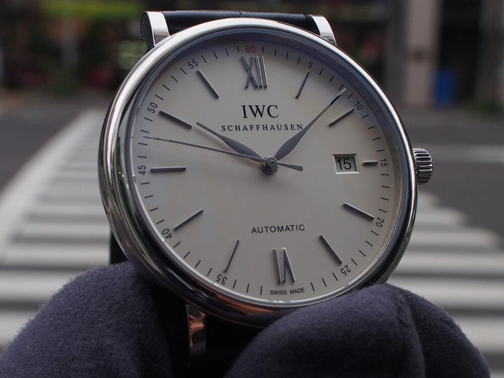 【IWC】時代に左右されない唯一無二のデザイン~ポートフィノ・オートマティック~-IWC -P5042525