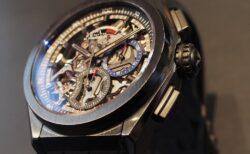 【ゼニス】デファイ☆エルプリメロ21☆150年の歴史がつくった最高傑作の時計!