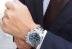 時計もコラボモデルが人気!英国の名門ファッションブランドとIWCのパートナーシップ記念モデル