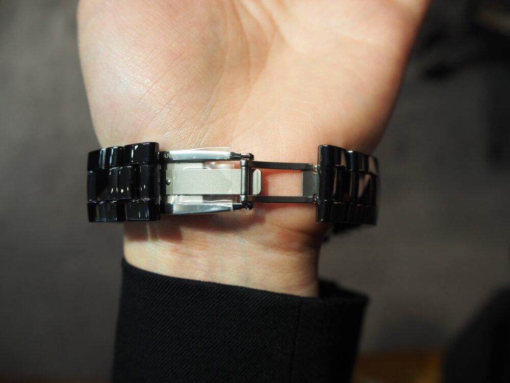 【シャネル】J12 セラミックとブラックの組み合わせが可愛い!-CHANEL -P7273779-2