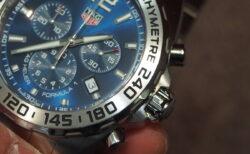 【タグ・ホイヤー】10万円台で時計を選ぶなら? ~フォーミュラ1 クロノグラフ~