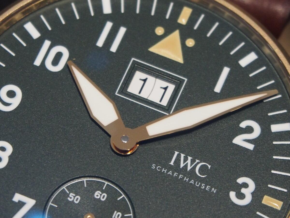 【IWC】2020年新作ビッグ・パイロット・ウォッチのブロンズケースが初入荷!-IWC -PC246824