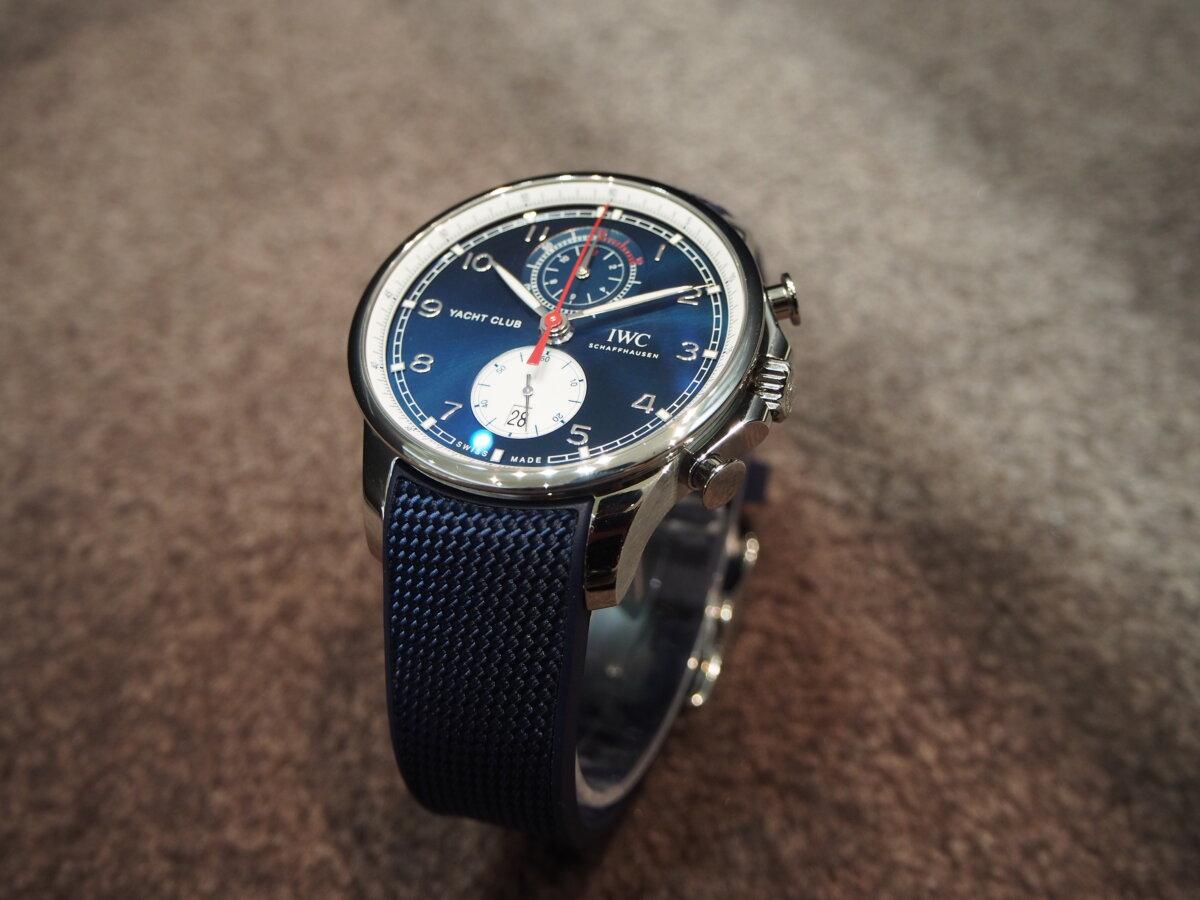 時計もコラボモデルが人気!英国の名門ファッションブランドとIWCのパートナーシップ記念モデル-IWC -PC276935