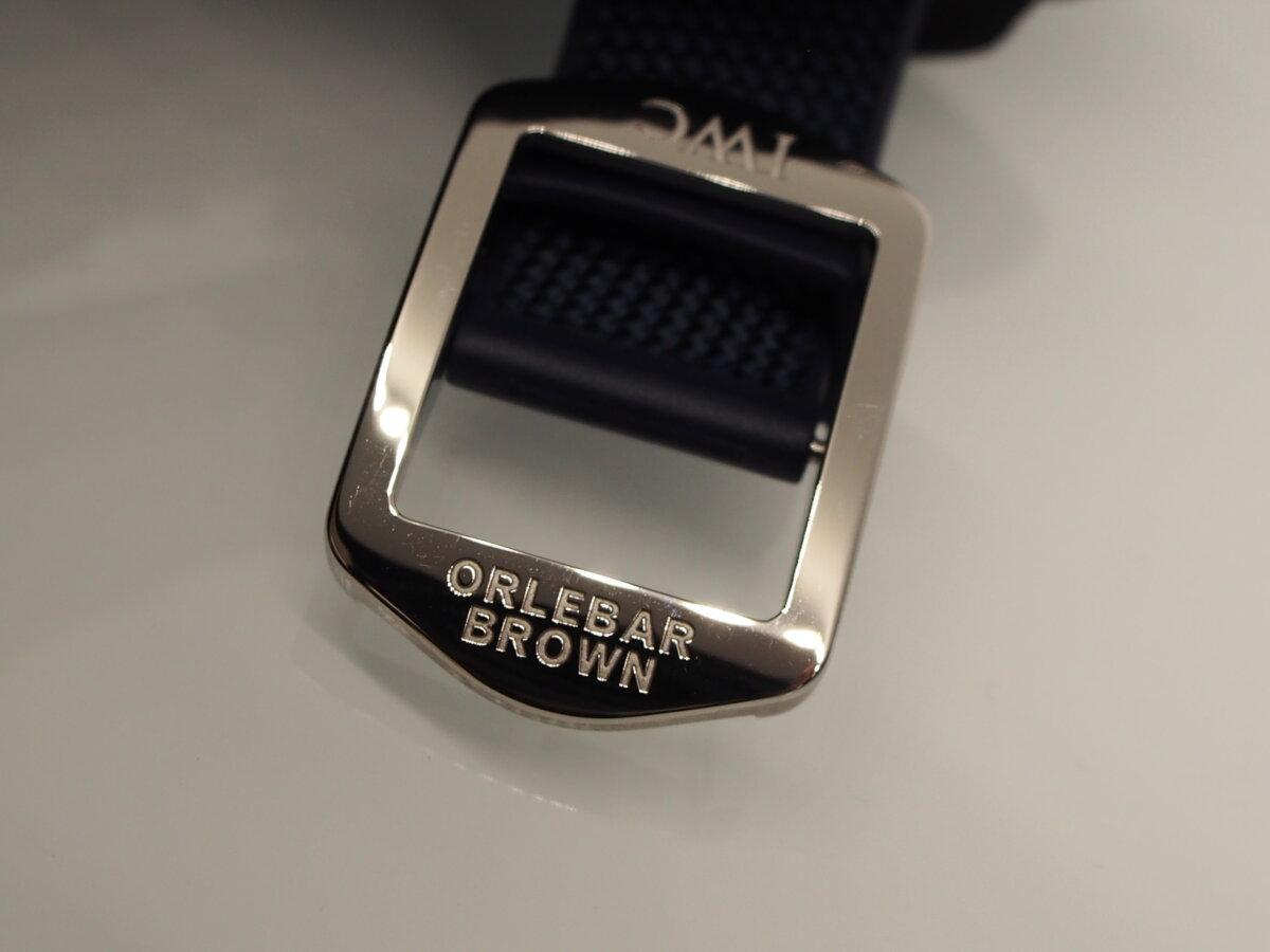 時計もコラボモデルが人気!英国の名門ファッションブランドとIWCのパートナーシップ記念モデル-IWC -PC276943
