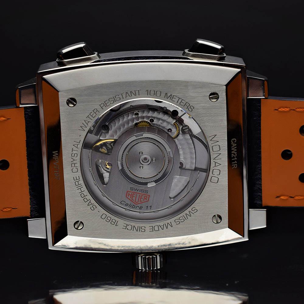 1971年公開の「栄光のル・マン」のスポンサー契約から生まれた特別なモデル「モナコ ガルフエディション」-TAG Heuer -ow6222-2