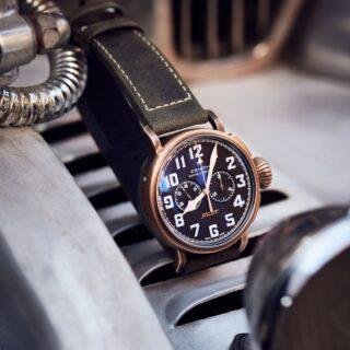 ヴィンテージデザインの魅力溢れるパイロットウォッチ、ゼニス パイロット タイプ20 クロノグラフ エクストラスペシャル再入荷!