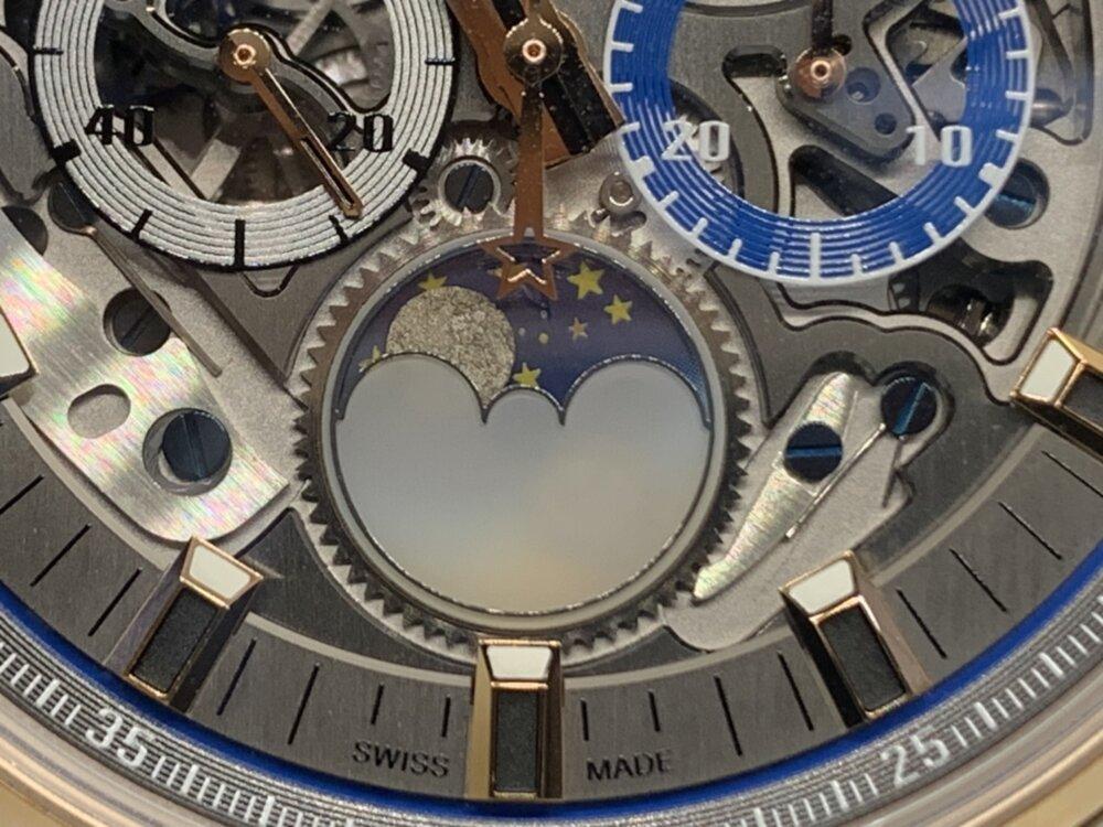 """将来受け継いでいきたい時計ブランド""""ゼニス""""の魅力がたっぷり詰まった1本、エル・プリメロ グランドデイト フルオープン。-ZENITH -S__22126604"""