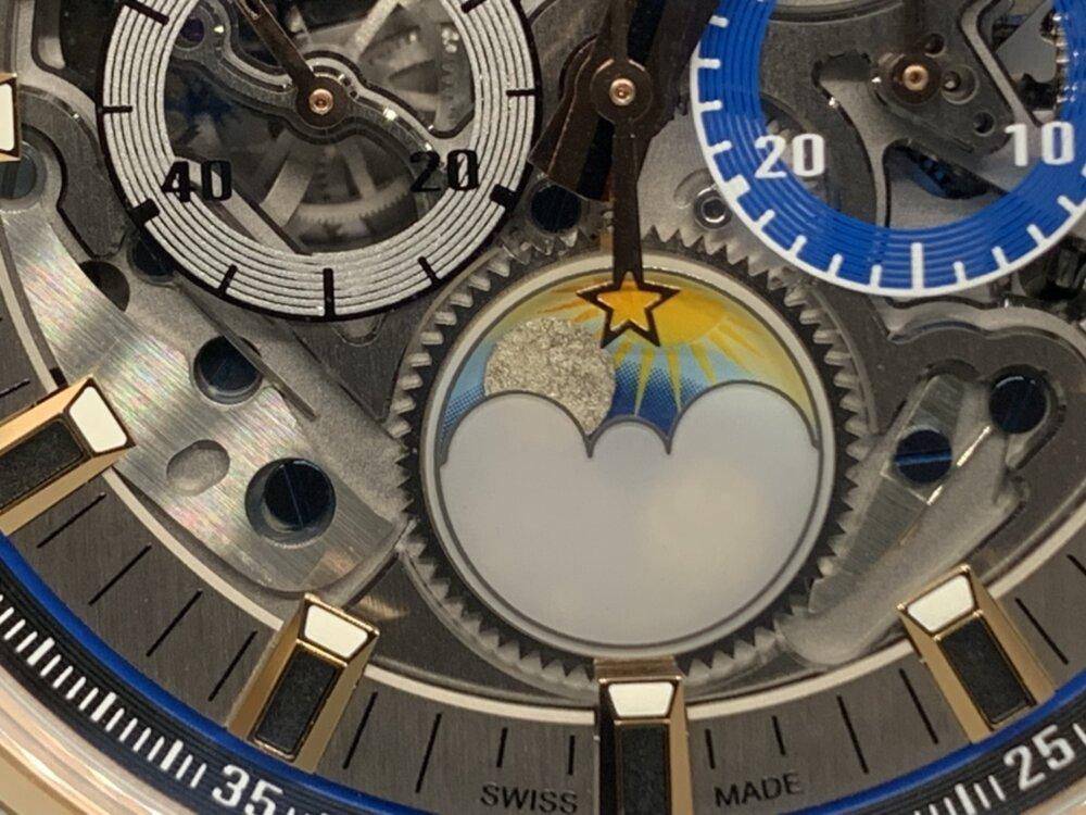"""将来受け継いでいきたい時計ブランド""""ゼニス""""の魅力がたっぷり詰まった1本、エル・プリメロ グランドデイト フルオープン。-ZENITH -S__22126605"""