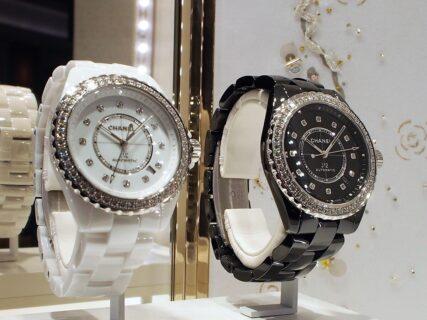 【シャネル】1.6カラット分のダイヤモンドを贅沢に使用したJ12をご紹介