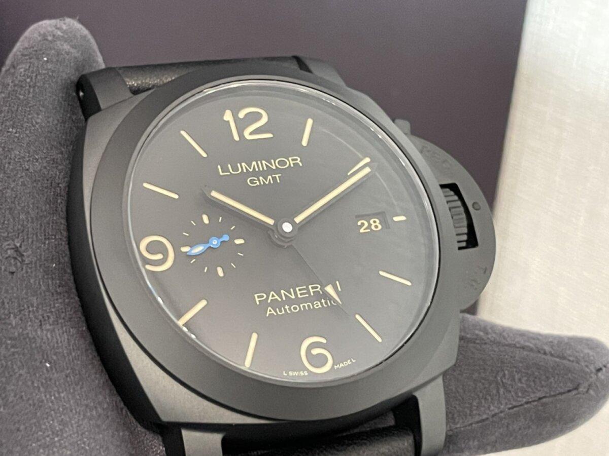 パネライから、マイナーチェンジしたルミノールGMT PAM01441が入荷しました!-PANERAI -S__65716231