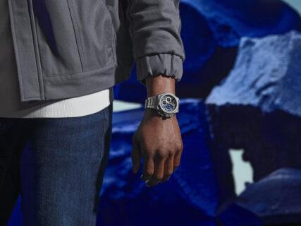 1本の時計で3つのストラップが楽しめるゼニス「デファイ エクストリーム」