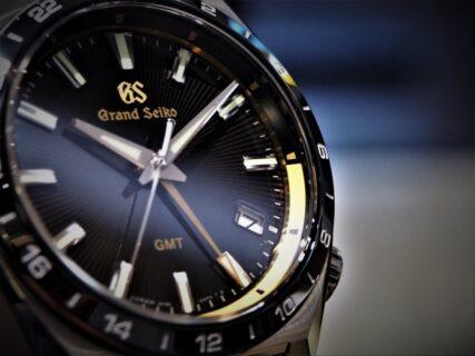 【再入荷】グランドセイコー / セイコー創業140周年記念限定モデル 9Fクオーツ GMT (SBGN023)