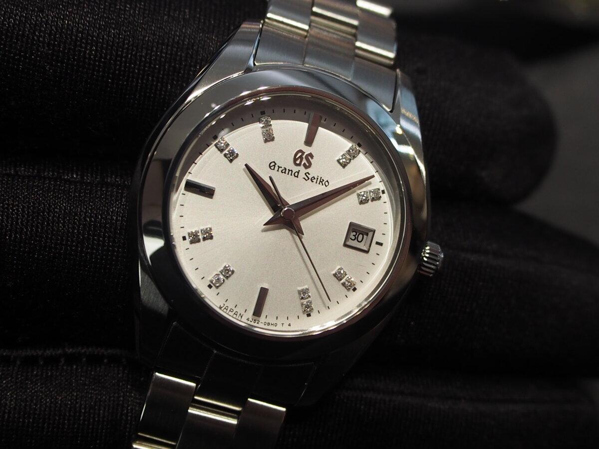 【グランドセイコー】記念日におすすめなペアウォッチ 「時のありのままの移ろい」を共に-Grand Seiko -P8300565