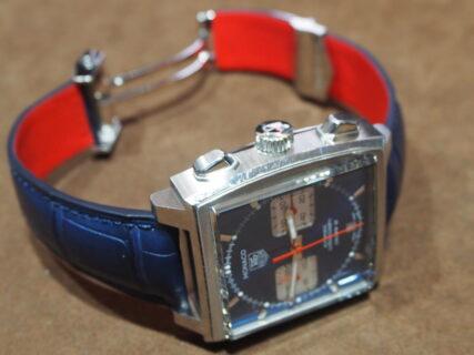 ジャンルソーのオーダーストラップで愛用の時計が《自分だけのオリジナルモデル》に変身!