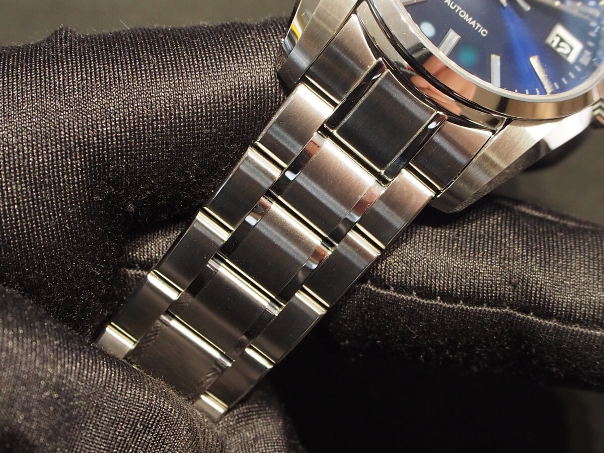 【グランドセイコー】60周年記念限定モデルが入荷 特別なブルーカラーダイヤル「SBGR321」-Grand Seiko -P9050729