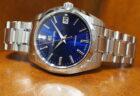 【グランドセイコー】60周年記念限定モデルが入荷 特別なブルーカラーダイヤル「SBGR321」