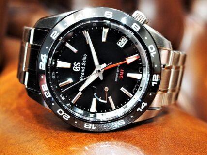 【グランドセイコー】日本の技術力の凄さや拘りを体感できる時計 「スプリングドライブGMT SBGE253」