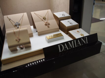 イタリアンジュエリーの輝き【DAMIANI – ダミアーニ】oomiya京都店で取り扱いスタート!