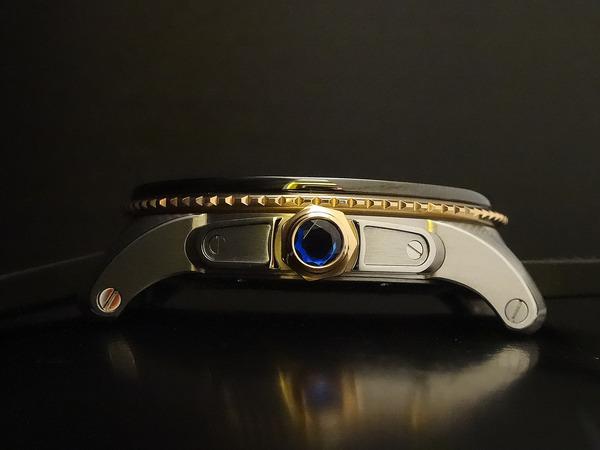 Cartier/初入荷!カリブル ドゥ カルティエダイバー W7100055