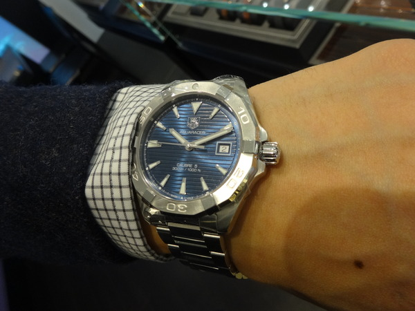 【TAG Heuer/新しくなったアクアレーサーが入荷!】-TAG Heuer -1743aa3a-s