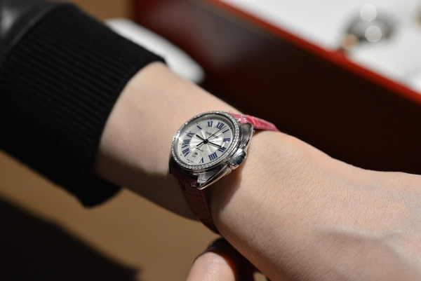 Cartier2015新作 クレドゥカルティエ 31mm-〉SIHH Cartier(取扱い終了) -73182657-s