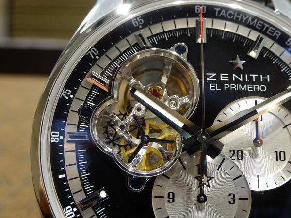 ZENITH:クロノマスター1969ブラック文字盤入荷です。03.2042.4061/21.C496-ZENITH -8d3172e3-s