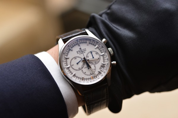 【ZENITH】 2015SIHH新作 エルプリメロ・クラシック 36000VpH -〉SIHH ZENITH -a82c069c-s