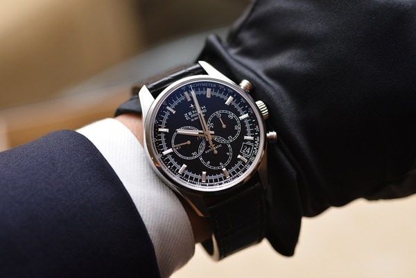【ZENITH】 2015SIHH新作 エルプリメロ・クラシック 36000VpH -〉SIHH ZENITH -c06aa5b1-s