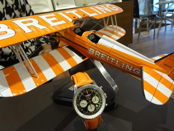 限定モデル×オリジナルオーダーストラップ!-ブライトリング用 ジャン・ルソー オーダーストラップ -c62df8f8-s