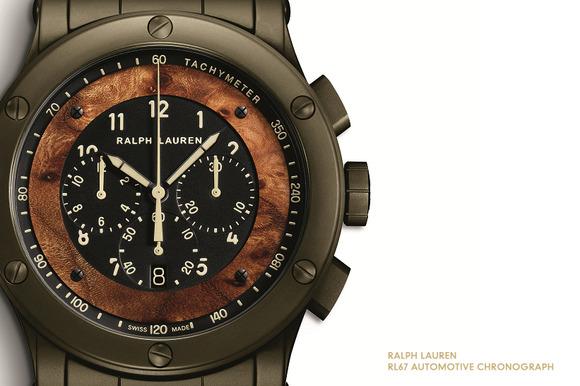 Safari RL67 Chronograph Titanium Resin 生産中止 (RLR0238800)