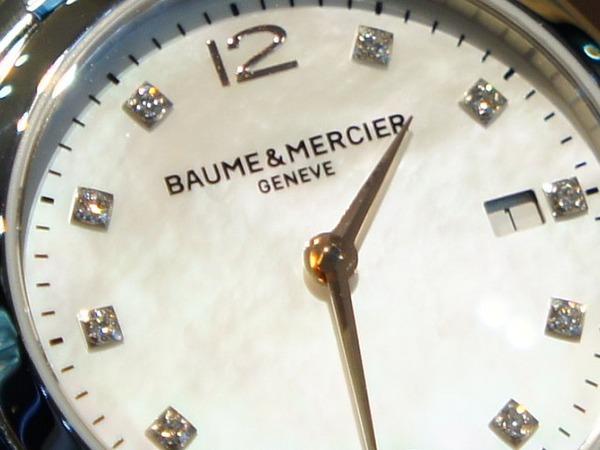 *BAUME&MERCIER >> クリフトン・クォーツ 30mm/M0A10176