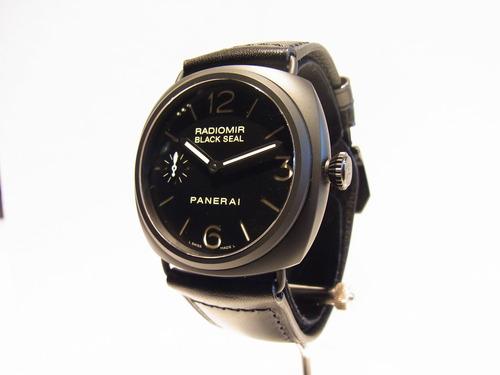 PANERAI ラジオミール ブラックシール セラミック-PAM00292