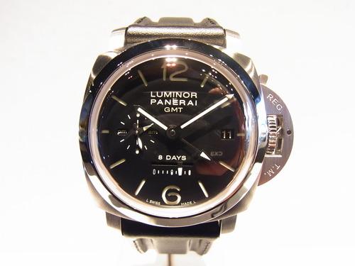 PANERAI ルミノール 1950  8Days GMT-PAM00233
