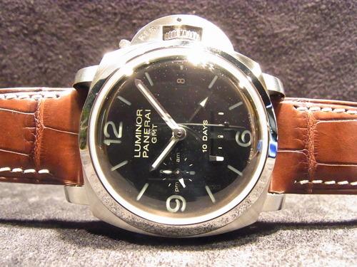 PANERAI ルミノール 1950 10Days GMT