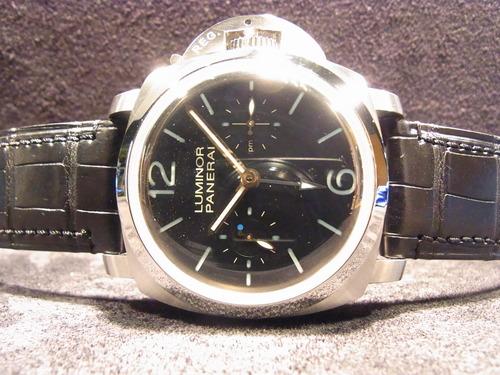 PANERAI ルミノール 1950 トゥールビヨン GMT