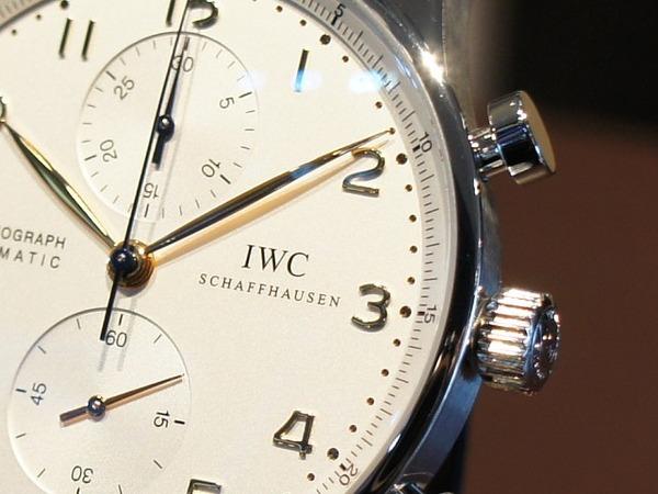 *IWC >>ポルトギーゼ・クロノグラフ /IW371445