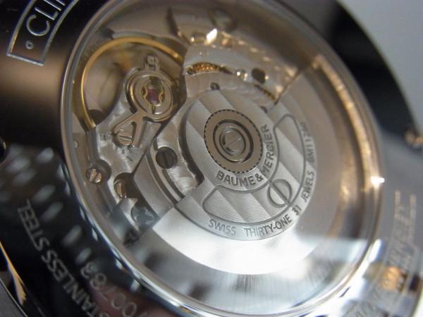 クリフトン・スモールセコンド(18KRGコンビ)~BAUME&MERCIER~-BAUME&MERCIER -R0012067-600x450