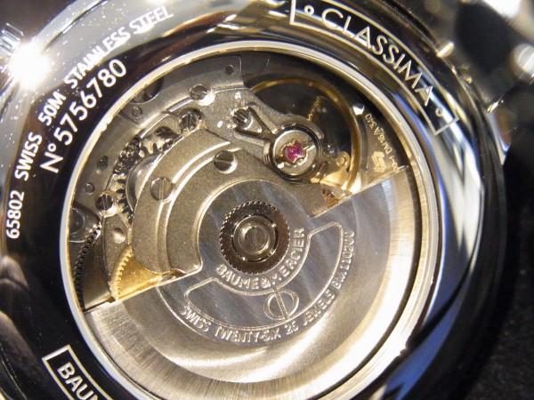 2016年SIHH新作モデル入荷。クラシマ40mmオープンバランス~BAUME&MERCIER~-▶SIHH|WW -R0014789-600x450