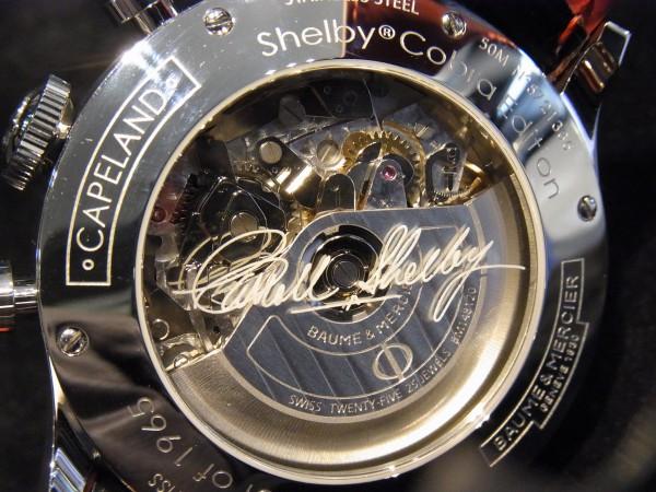 伝説のShelby®Cobra~BAUME&MERCIER~-BAUME&MERCIER -R0014964-600x450
