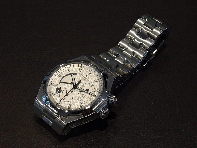 スタッフが夏にオススメのエレガント時計 第3弾 VACHERON CONSTANTIN オーヴァーシーズ・デュアルタイム/47450/B01A-9226