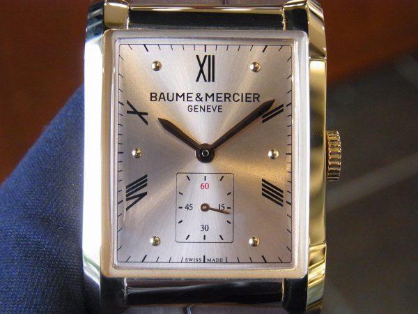 エレガントなハンプトン18Kレッドゴールドモデル~BAUME&MERCIER~-BAUME&MERCIER -R0017528-600x450