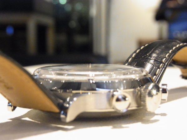クラシックなモデルを踏襲したケープランド フライバック~BAUME&MERCIER~-BAUME&MERCIER -R0017729-600x450